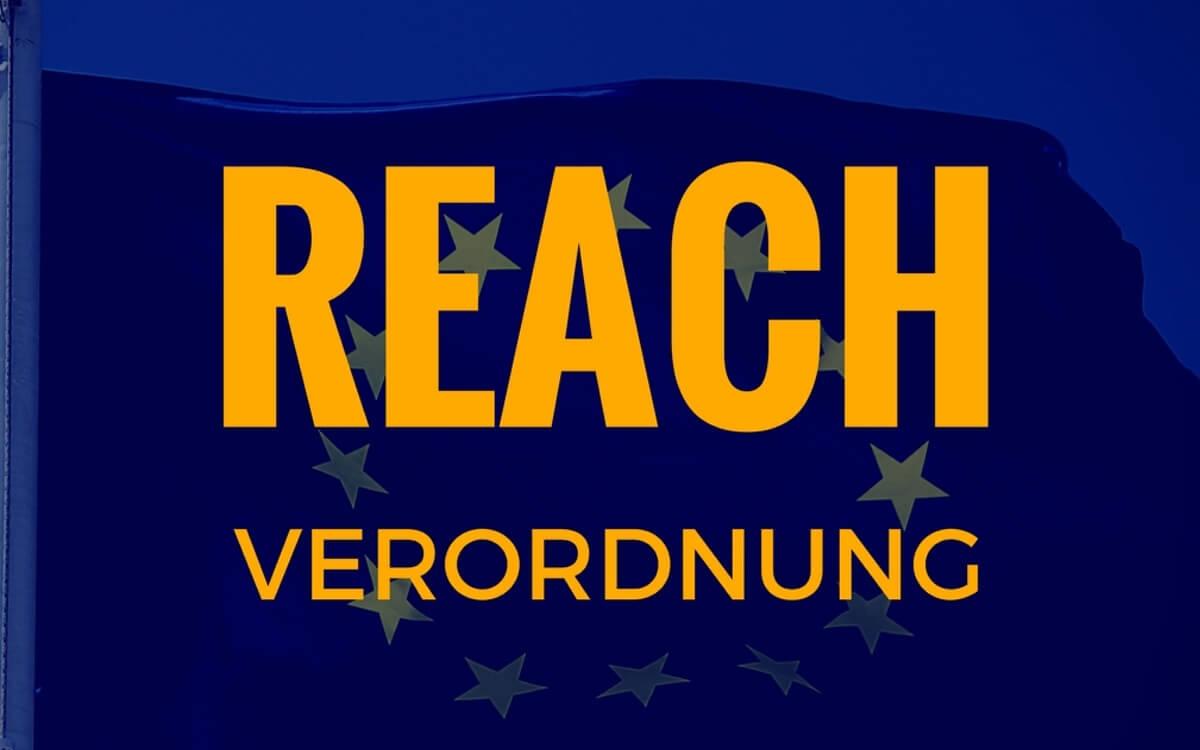 Reach Verordnung