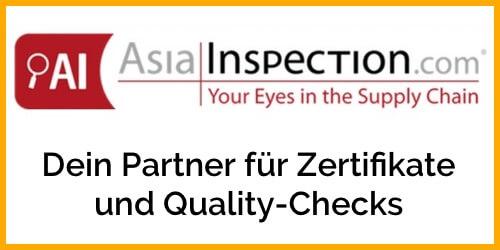 Asian Inspection seller szene